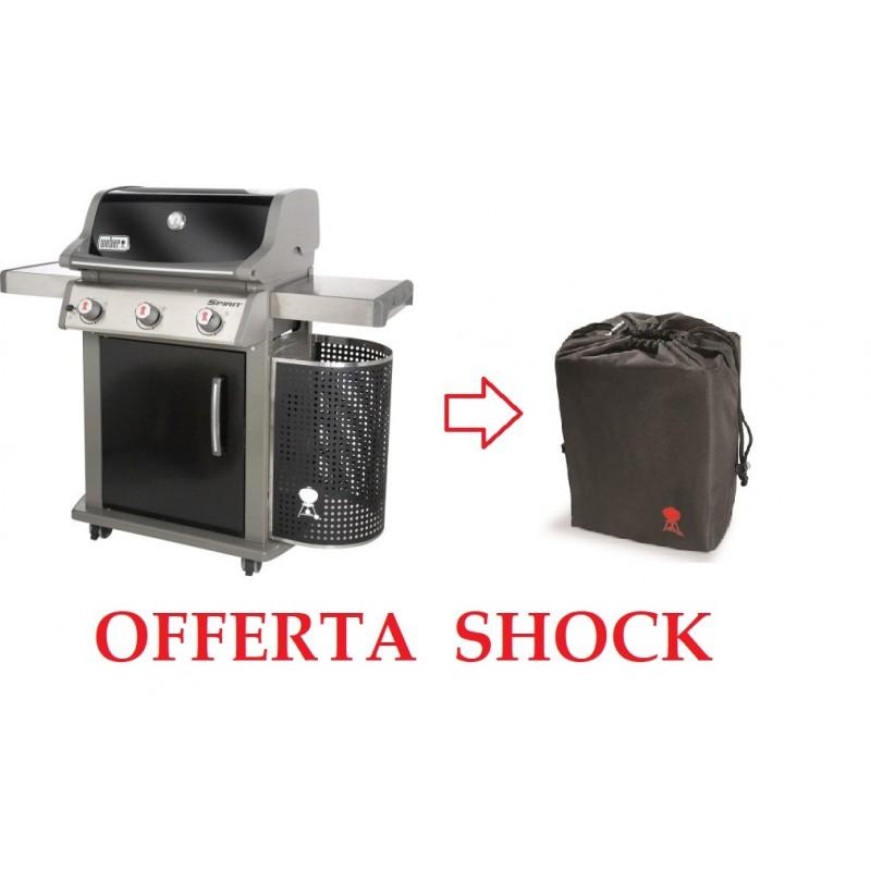 barbecue spirit premium e 310 weber. Black Bedroom Furniture Sets. Home Design Ideas