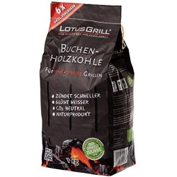 CARBONE LOTUSGRILL 1 KG