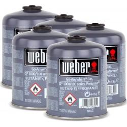 CARTUCCIA GAS 445gr WEBER...