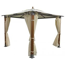 GAZEBO TOP ALU 3X3