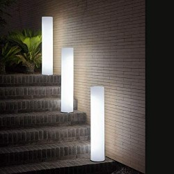 LAMPADA ESTERNO COLONNA LED...