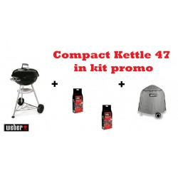 COMPACT KETTLE 47 WEBER IN...